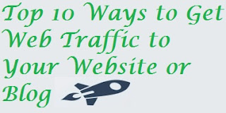 10 Ways To Drive Traffic To Your Website Or Blog  Now days so many people have website or blog but many people soon get depressed and lose their passion due to lack of website traffic This get happen due to lack of knowledge of getting organic website traffic. Website traffic is the only key to get success in this field. Today WorkFrom9 gives you 10 actionable ways by which you not only get huge organic website traffic but also you become a popular personality by your website or blog on internet. Now come to the point which is how to drive more traffic to your website? This is the big question which clicks on the mind of all digital content providers.  So 10 ways to drive huge traffic to your website are as follows-