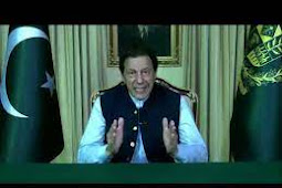 Inilah Isi Pidato Perdana Menteri Pakistan, Imran Khan Saat Berbicara di Debat Umum PBB ke 75