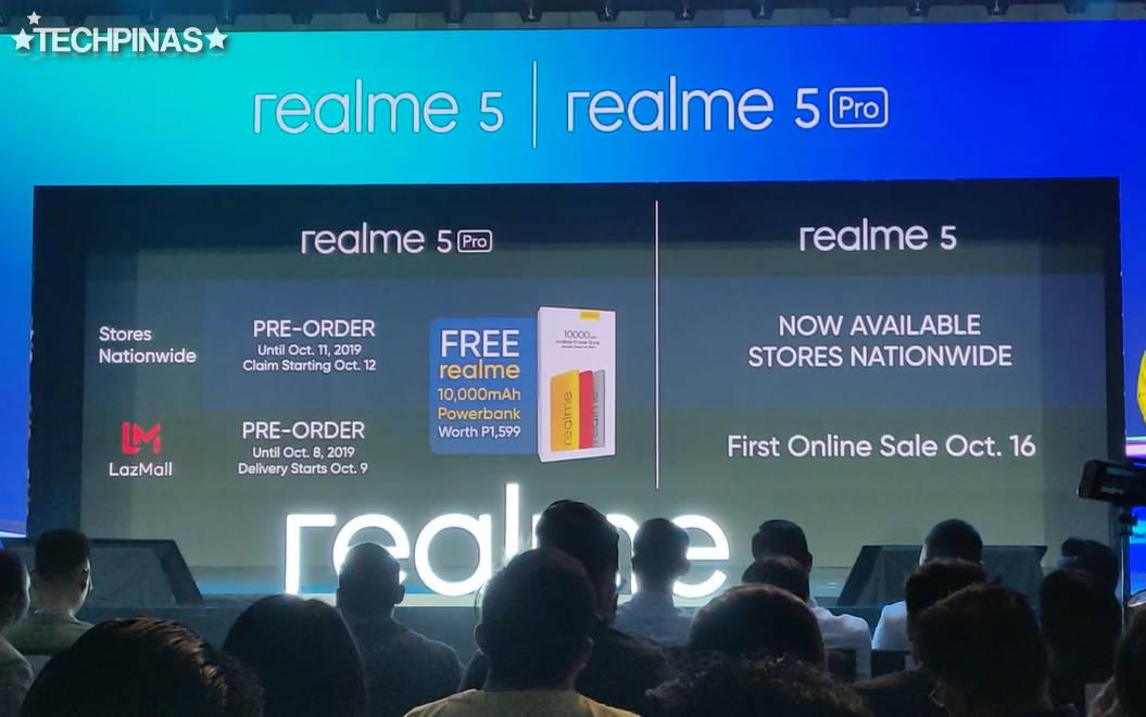 Realme 5 Philippines, Realme 5 Pro Philippines, Realme 5, Realme 5 Pro