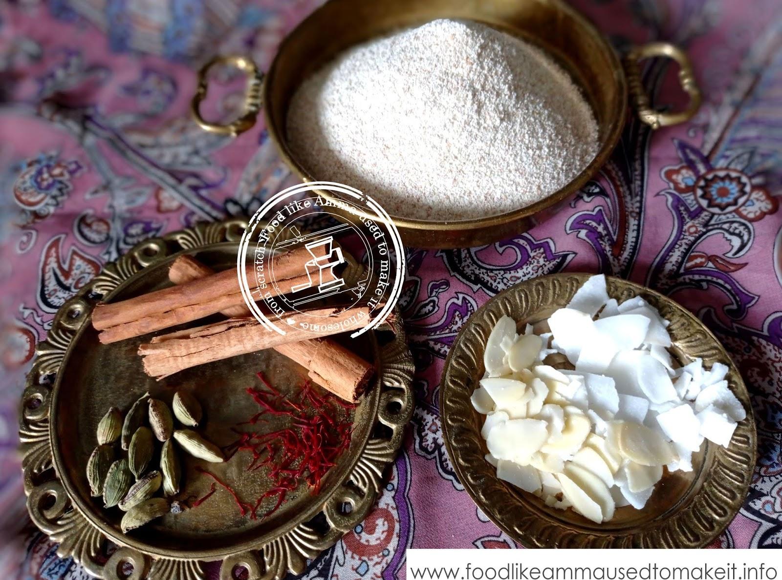 soji recipe