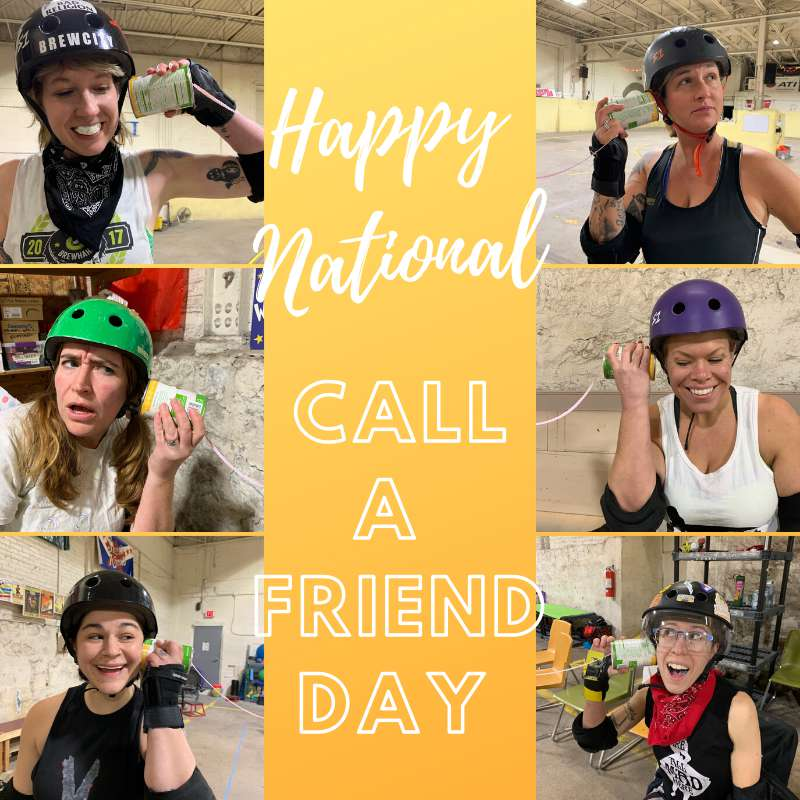 National Call a Friend Day Wishes For Facebook