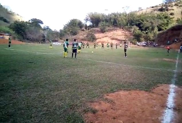 Resultados dos jogos de ida das quartas de final do Amador Açucenense 2019