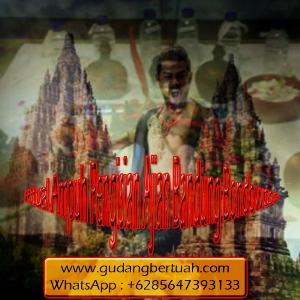 Ritual Ampuh Pengisian Ajian Bandung Bondowoso