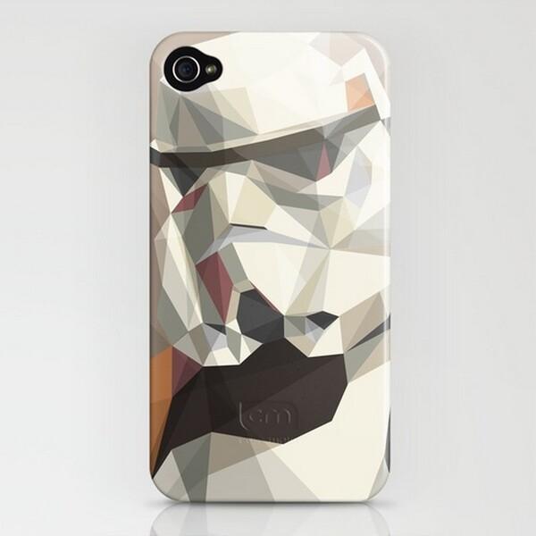 Trooper Impact Resistant iPhone Case