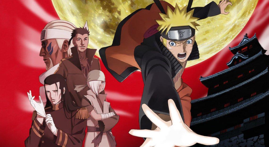 Naruto: Shippuden Movie 5 – Blood Prison (2011) Bluray Subtitle Indonesia