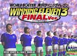 تحميل لعبة Winning Eleven 3 من ميديا فاير للكمبيوتر