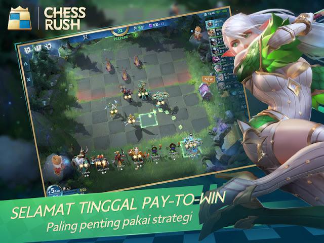 Tips Bermain Chess Rush Tencent bagi Pemula