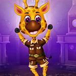 Games4King -  G4K Opulent Giraffe Escape