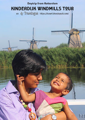 Kinderdijk Windmills Tour Pinterest