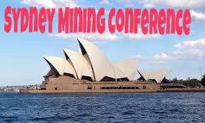 Basil on PNG's Overseas Mining Conference