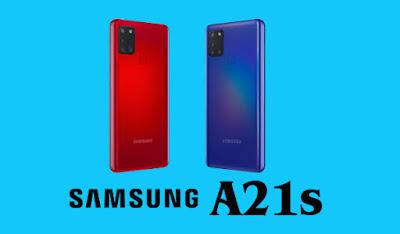 Harga Samsung A21s