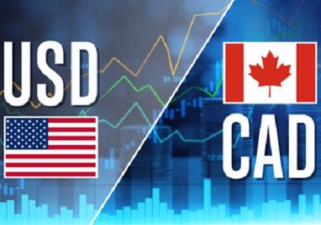 تقلبات على الدولار الكندى تزامنا مع تقرير السياسة النقدية وأسعار الفائدة