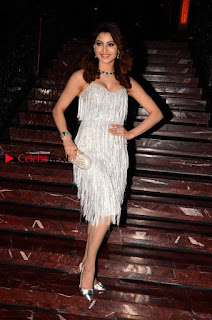 Bollywood Actress Model Urvashi Rautela Stills at Her 23rd Birthday Celebrations In Mumbai  0008.jpg