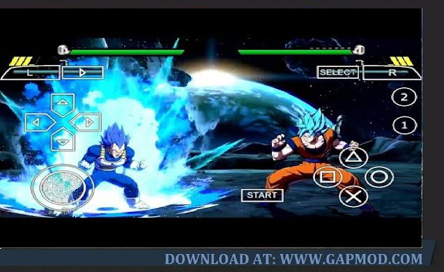 Gameplay-Dragon-Ball-Z-Shin-Budokai