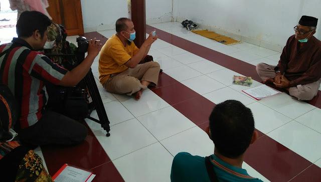 Cacat, Program 'Jejak Islam di Sinjai' Bakal Tayang di TVRI