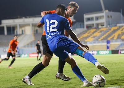 اهداف مباراة البنك الاهلي واسوان (2-2) الدوري المصري
