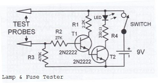 555 astable test circuit