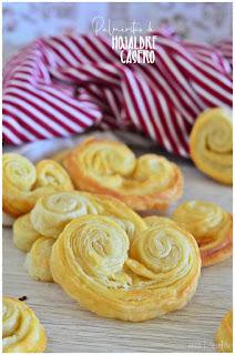 croissant receta hojaldre recetas dulces relleno con hojaldre