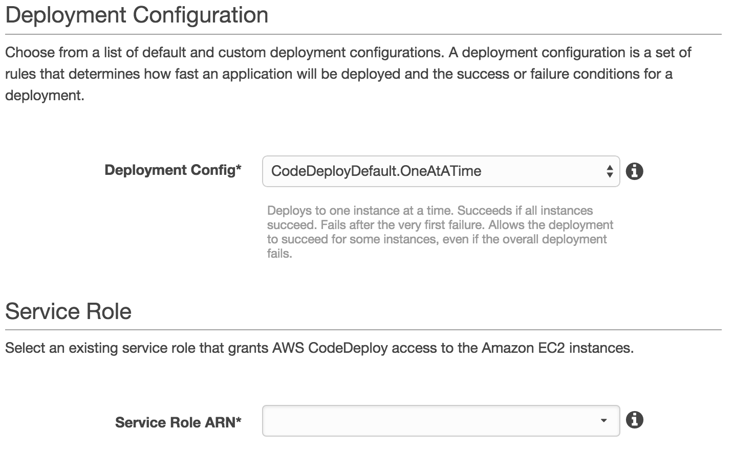 Matthew D Fuller - Blog: AWS CodeDeploy: An In-Depth First Look