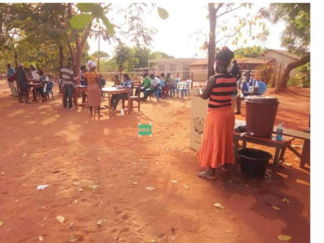 EXCLUSIVE : NPP Agents Angry As EC Officials Reject Their Meals