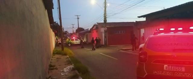 Policial Militar surta, agride a esposa e dispara atingindo vizinho em Teresina