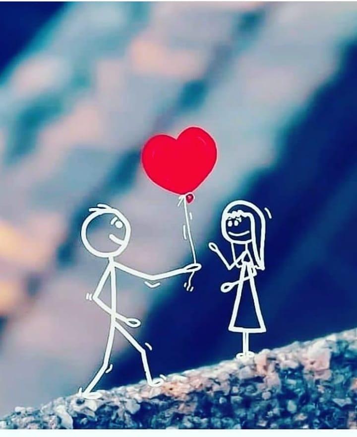 Couple Heart DP