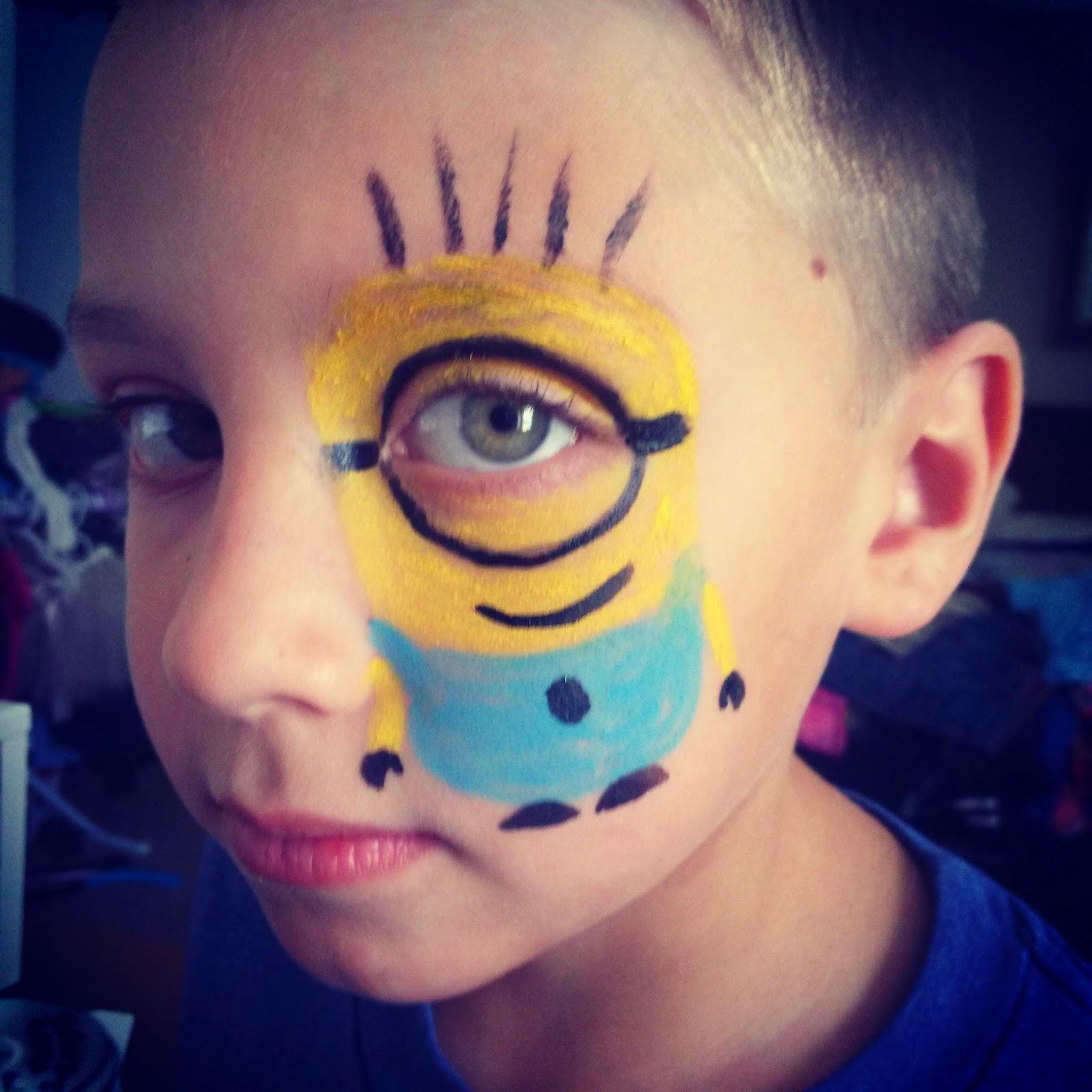 Disney Face Paint Ideas Painting Designs Artis Dan