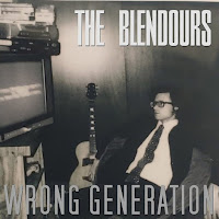 THE BLENDOURS - Wrong generation (Álbum, 2019)