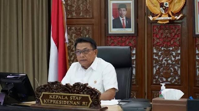 Komisi II di Depan Moeldoko: Ada Jubir KSP yang Bicaranya Justru Tambah Masalah
