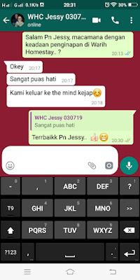 Warih-Homestay-Testimoni-Pn-Jessy