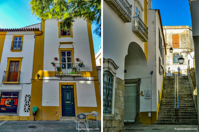 Largo d'Álvaro Velho, Évora, Portugal