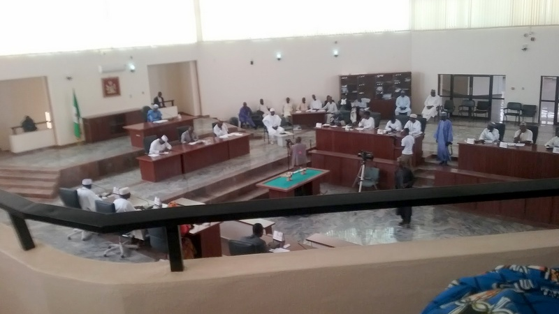 Welcome to HookupTV: Suspended Adamawa lawmaker apologises Yobe State House Of Assembly