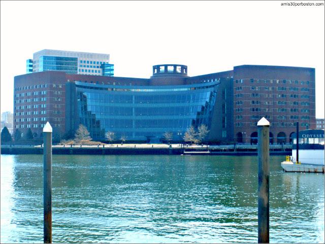 John Joseph Moakley United States Courthouse, Boston