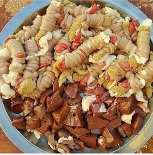 Cayilka degdega siduu ku imaan karaa somali food