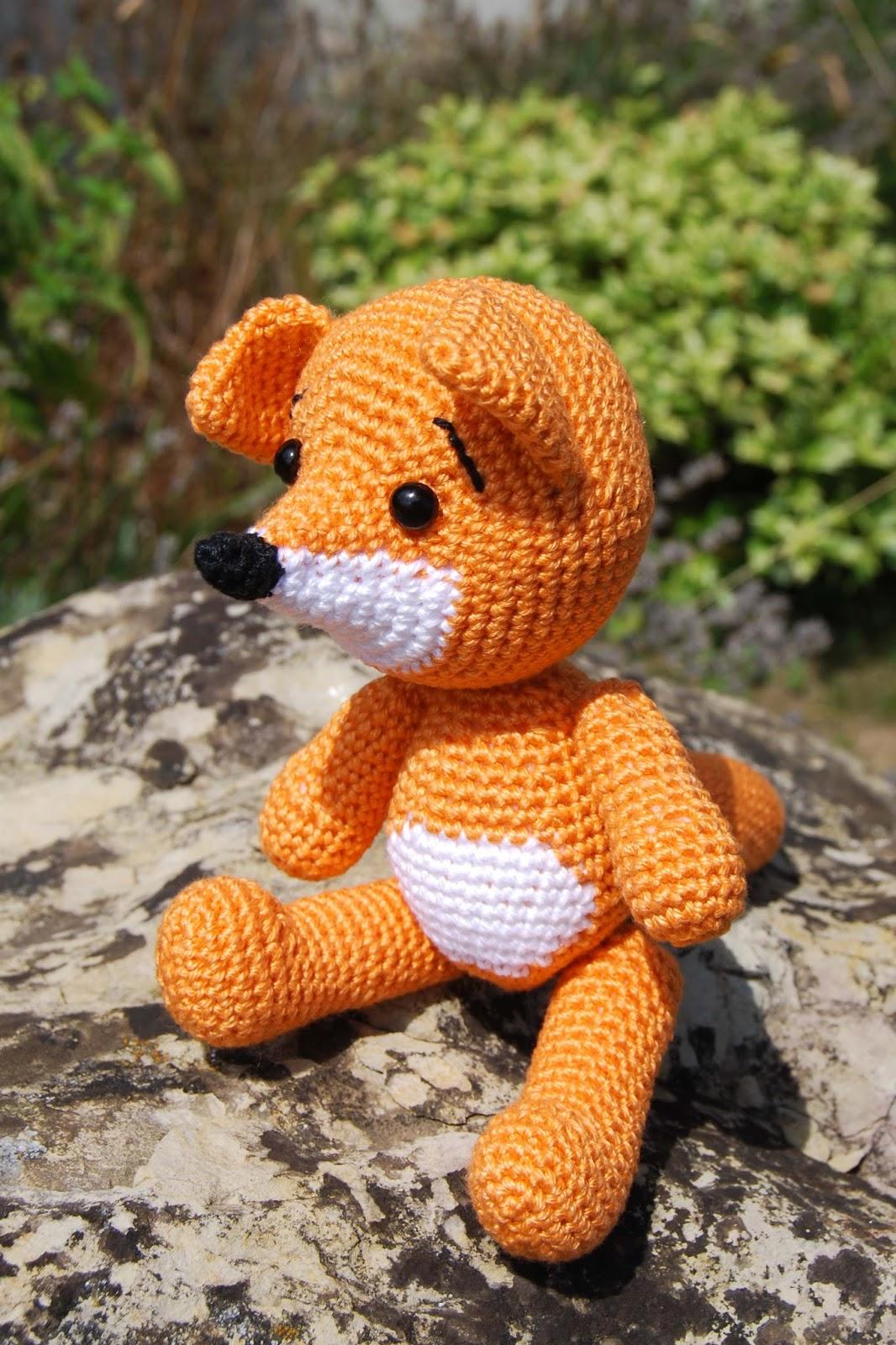 Taburettli Lisa The Fox