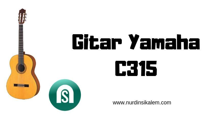Spesifikasi Gitar Yamaha C315