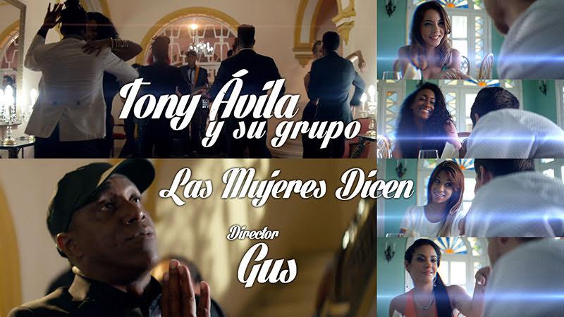 Tony Ávila - ¨Todas las mujeres dicen¨ - Videoclip - Dirección: Gus. Portal del Vídeo Clip Cubano