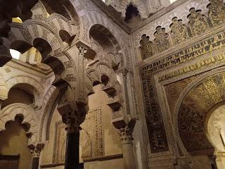 Travelog Cordoba  Mezquita-Cathedral