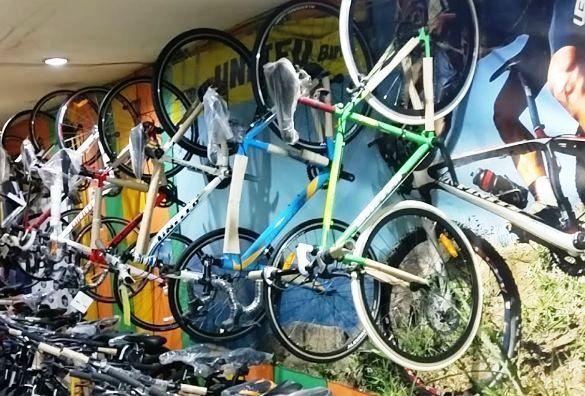 Alamat Toko Sepeda di Jakarta Timur