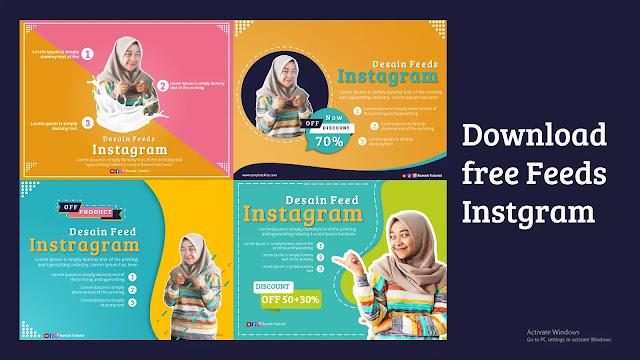 Cara Membuat Feed Instagram Dengan Powerpoint