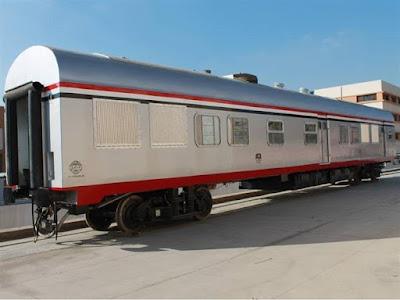 السكك الحديدية, هشام عرفات, وزارة النقل, القطارات,