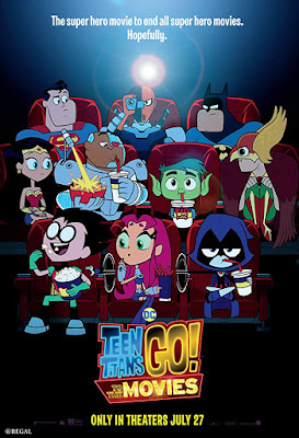 Teen Titans Go To the Movies 2018 Full Movie Download