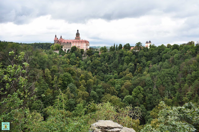 Castillo de Ksiaz, Polonia