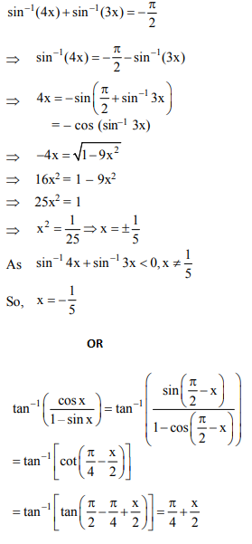ncert class 12th math Answer 21