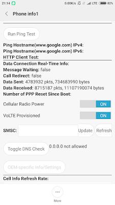 Solusi Error Code 96 Ketika SMS (Android) 3