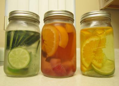 Redakan Flu Dengan Efektif Minum Infused Water