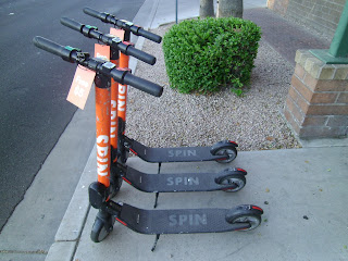 Spin Electric Scooters
