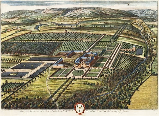 Capability Brown (1716-1783) & Early Americans react differently early 18C Formal English Geometric Gardens & Landscapes