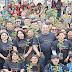 PACHACÚTEC: VOLUNTARIOS PLANTAN 2400 ÁRBOLES EN A.H. KAWACHI