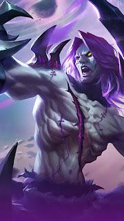 Moskov Spear of Quiescence Heroes Marksman of Skins V1